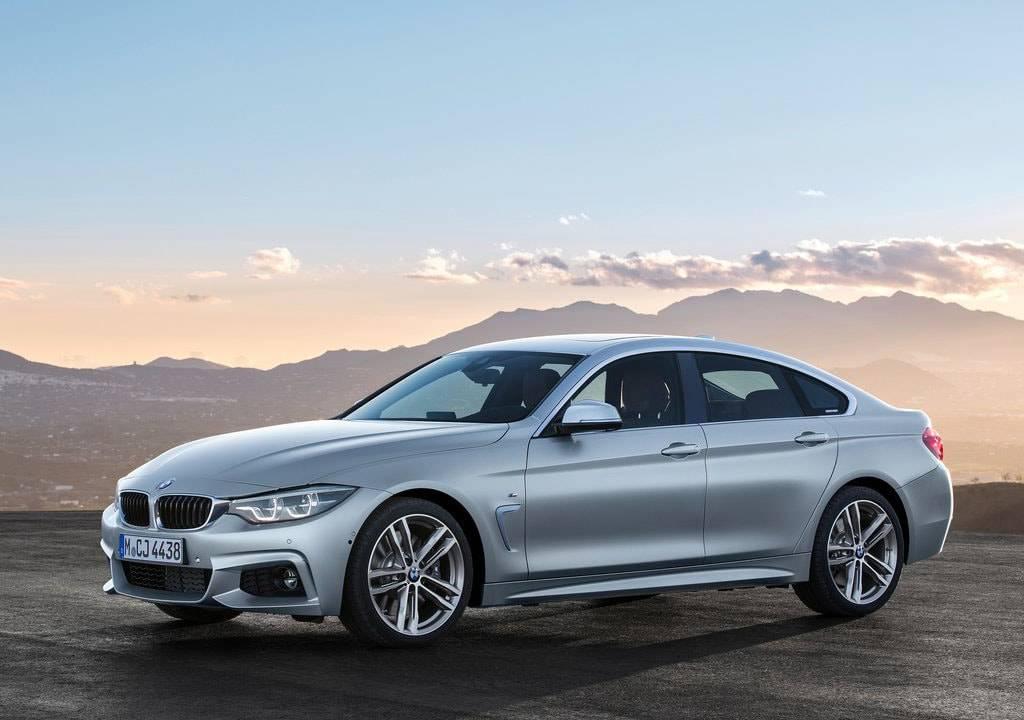 фото BMW 4-Series Gran Coupe 2017-2018 года