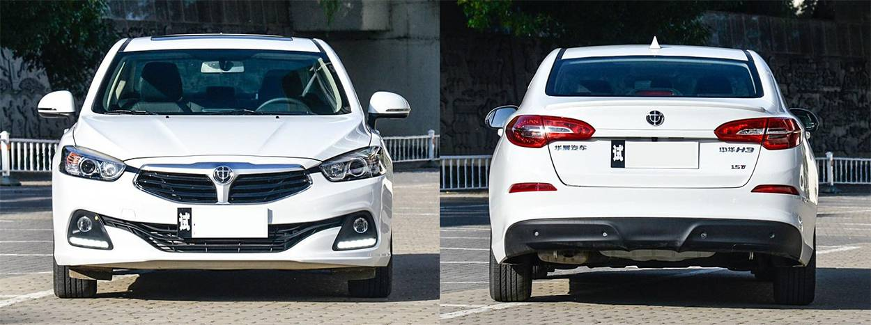 фото Brilliance H3 2017-2018 года