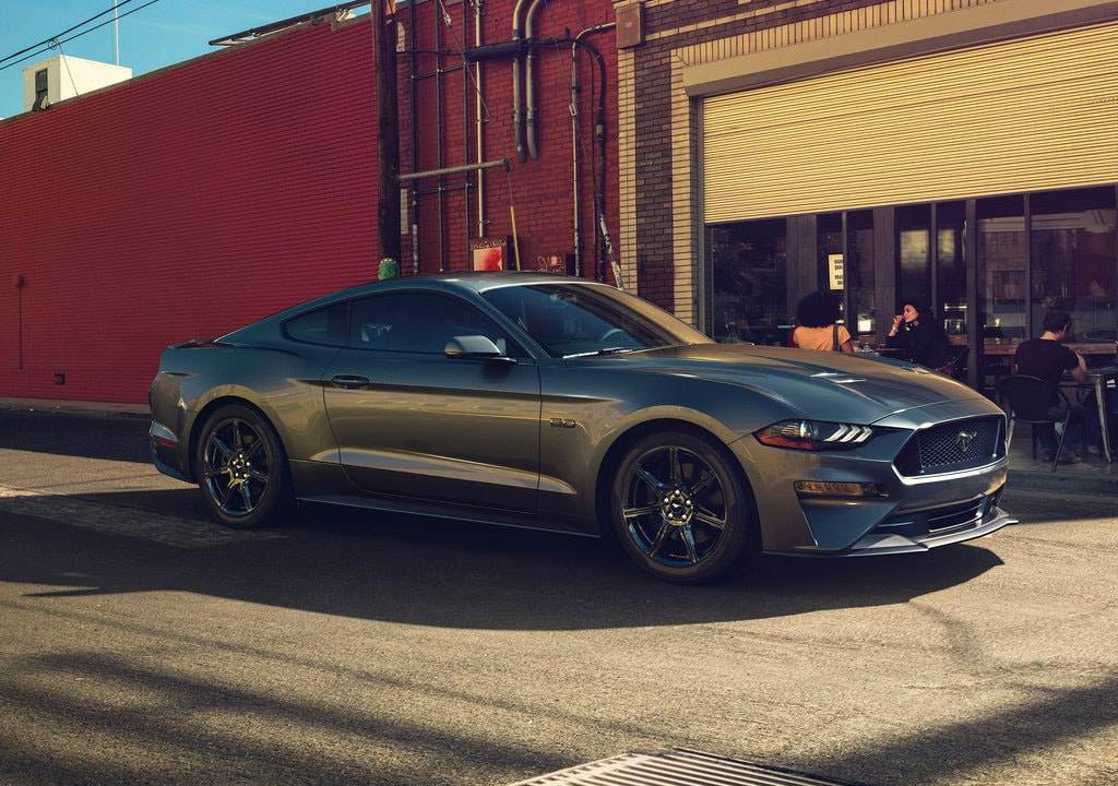 New Ford Mustang 2017-2018