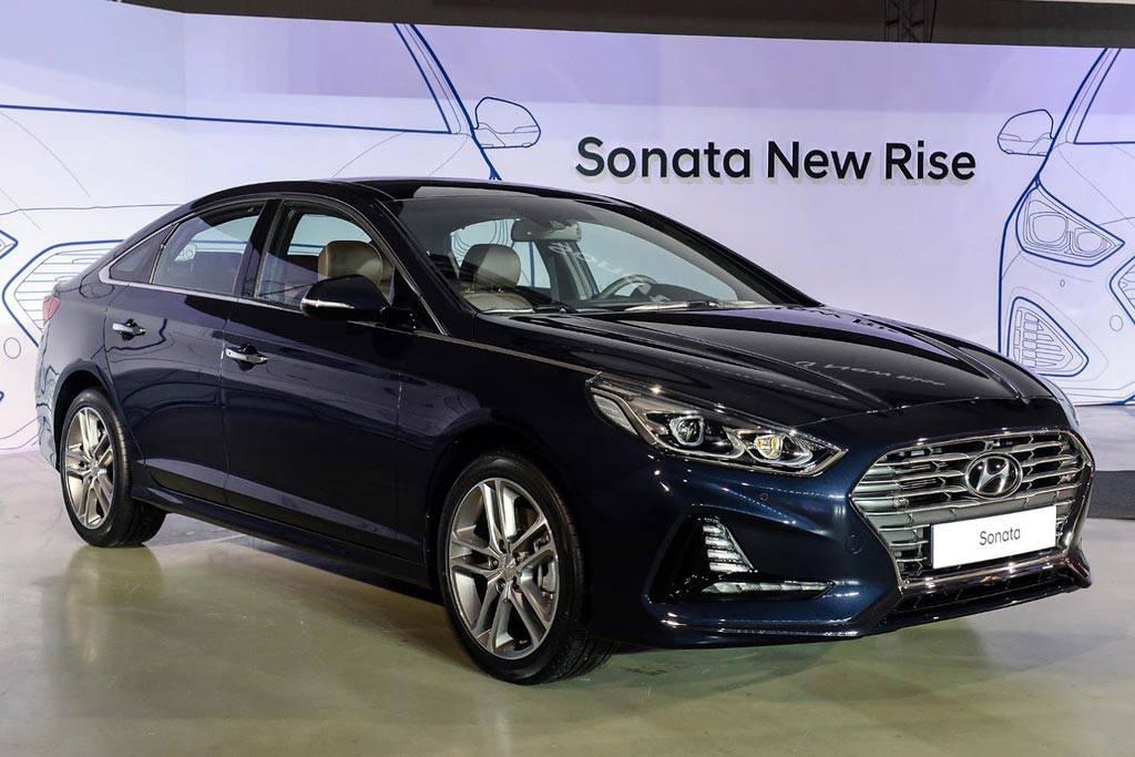 Hyundai Sonata 2017 – обновленный Хендай Соната 7 поколения