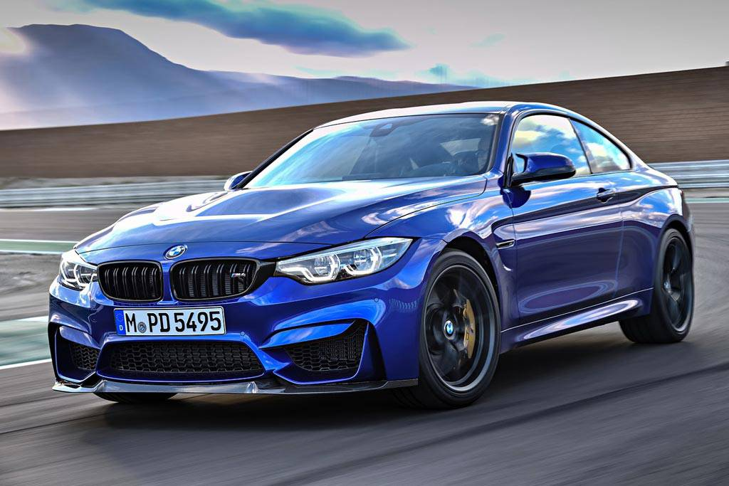 фото BMW M4-CS-2018