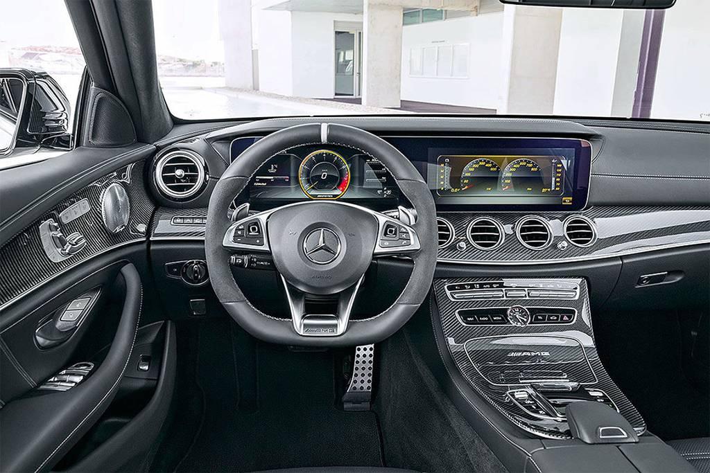 фото салона Mercedes-AMG E63 S 4Matic+ Estate 2017-2018