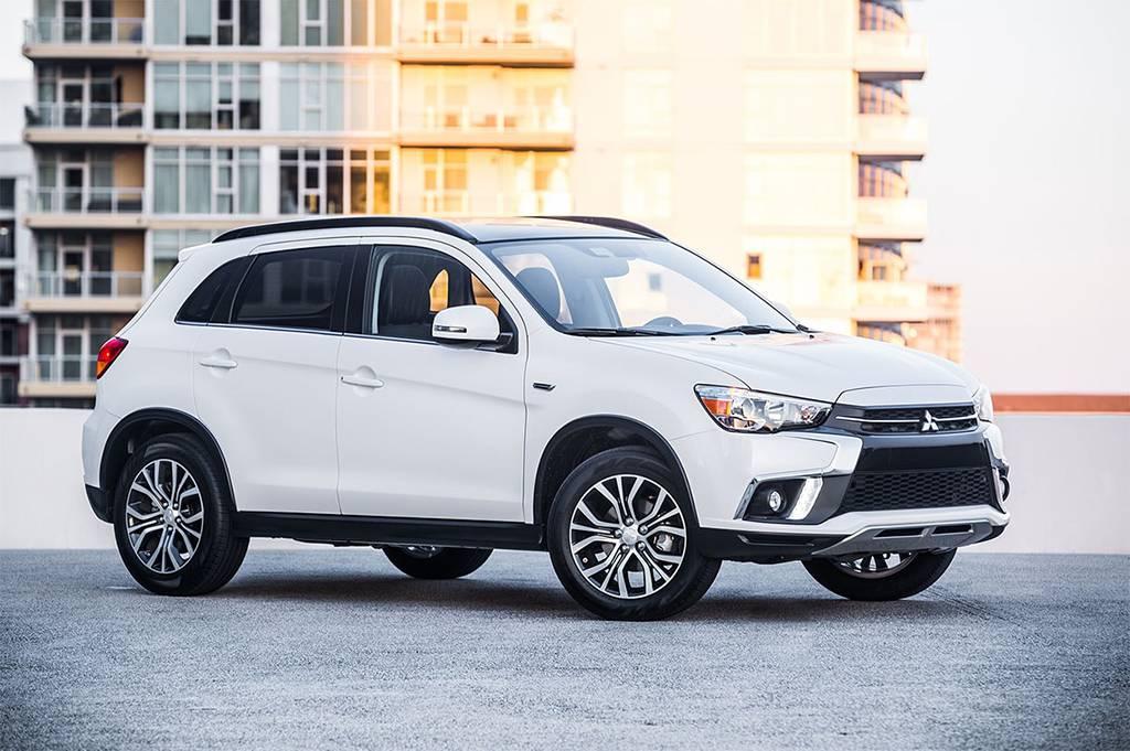Обновленный Mitsubishi ASX 2018 появится и в России - цена, фото, технические характеристики ...