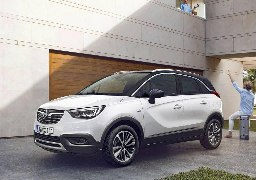 фото Opel-Crossland-X