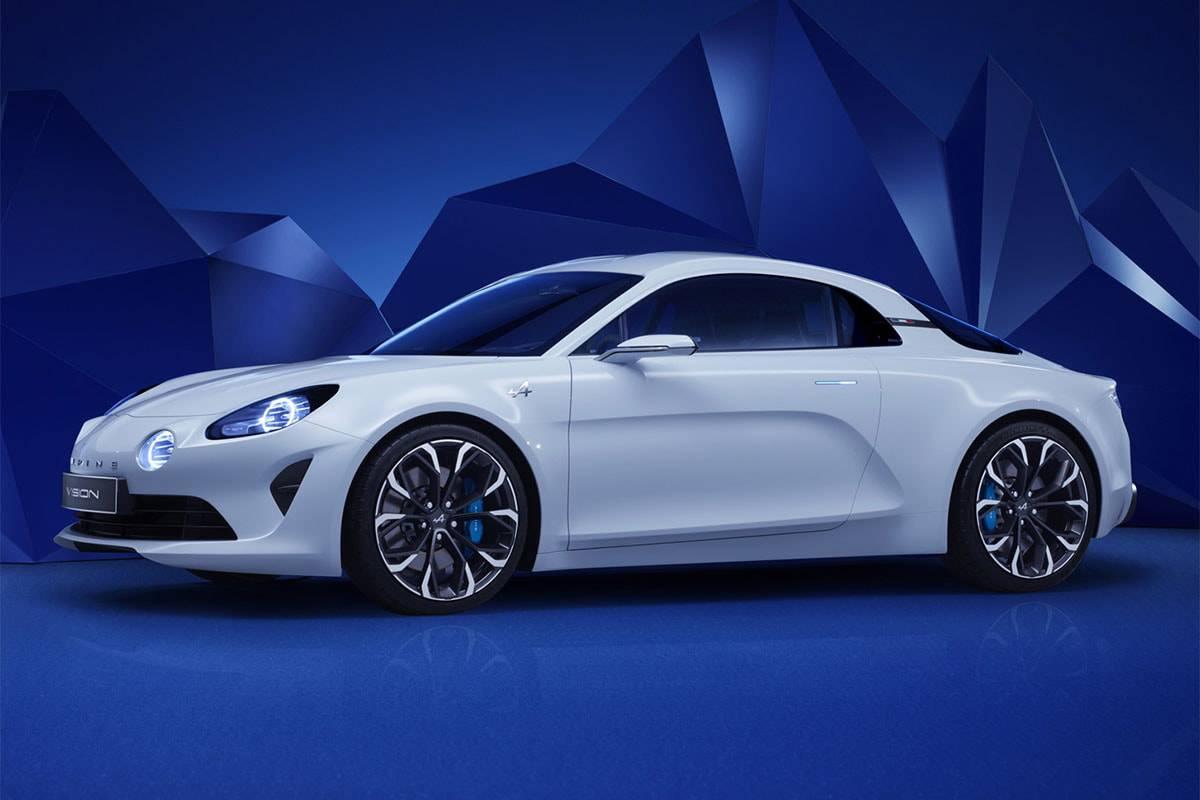 фото Renault-Alpine