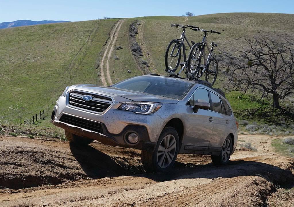 картинки Subaru Outback 2018-2019 года
