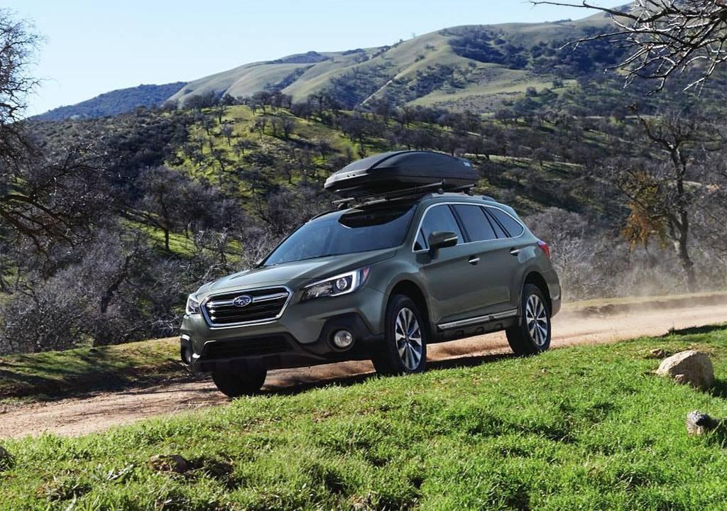 универсальный Subaru Outback 2018-2019 года
