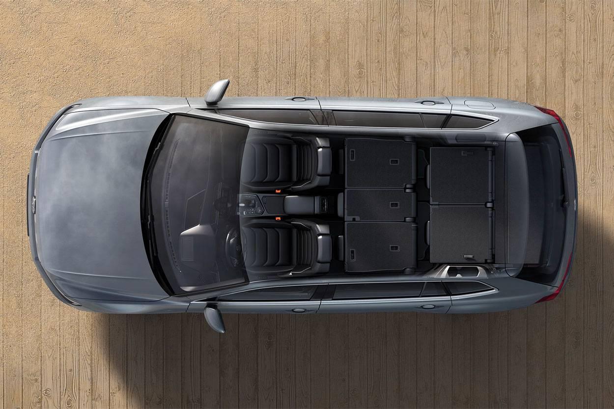 фото Volkswagen Tiguan Allspace 2017-2018 года