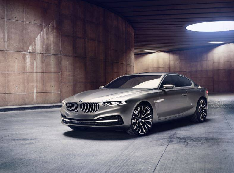 фото BMW Gran Lusso V12 Coupe