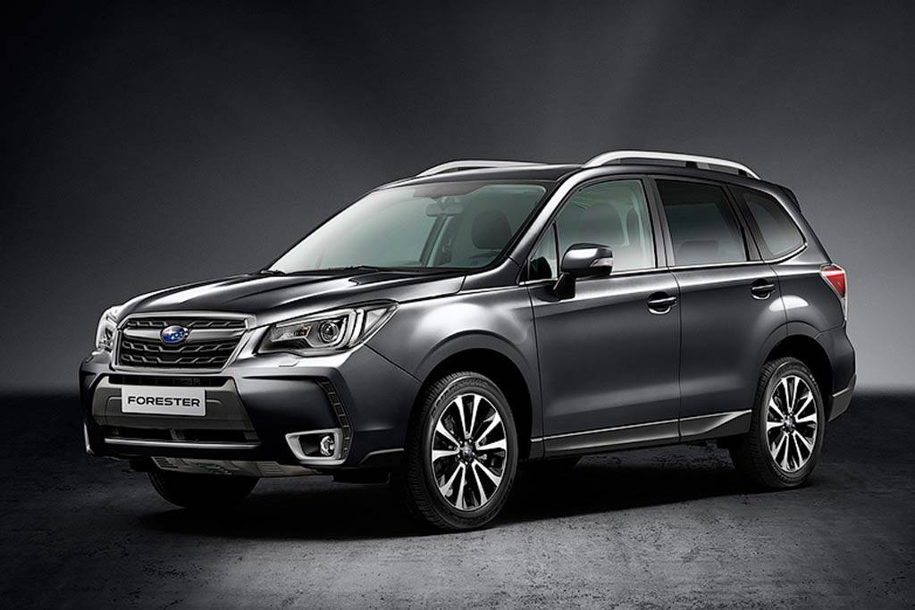 фото Subaru Forester S Limited 2017-2018 года