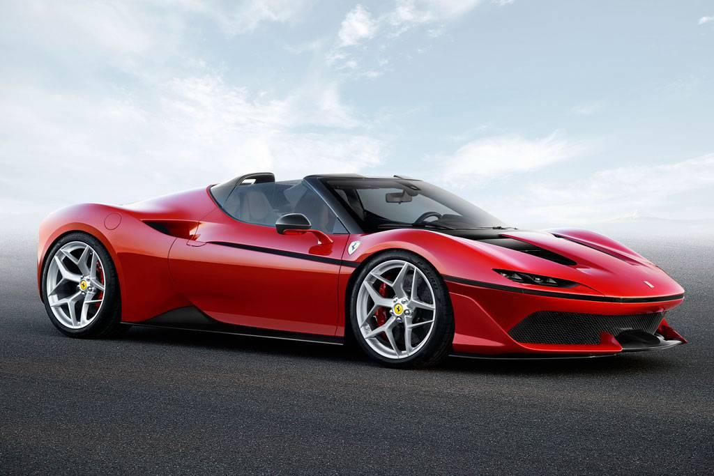 фото Ferrari J50