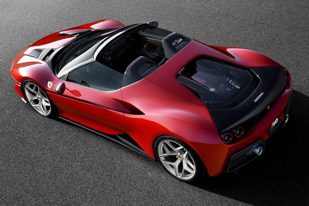 картинки Ferrari J50