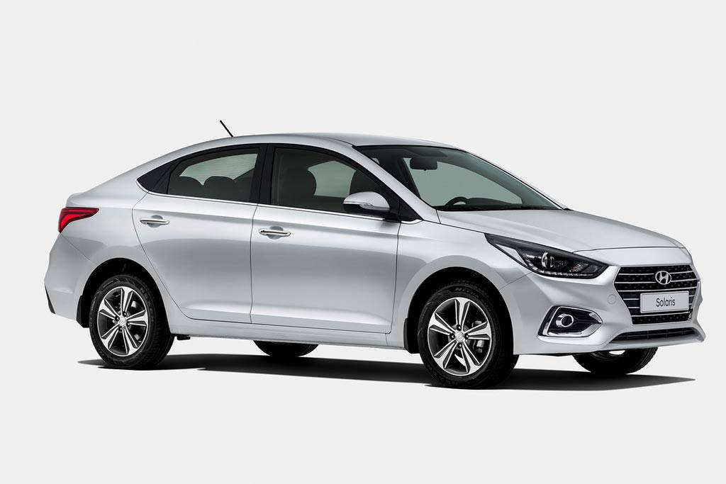 фото Hyundai Solaris 2 2017-2018 года
