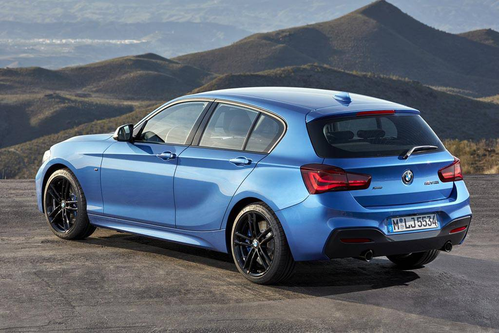 bmw 1 series 2018. Black Bedroom Furniture Sets. Home Design Ideas