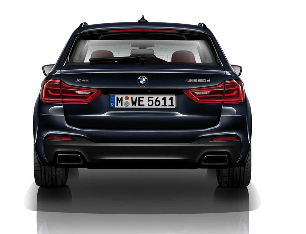 универсал BMW M550d xDrive Touring 2017-2018