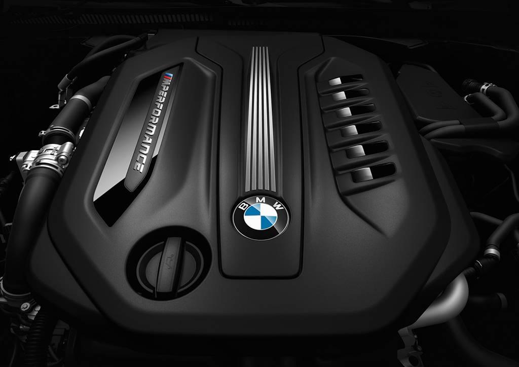 Мощнейший двигатель BMW M550d