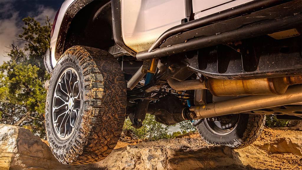 американский внедорожник Chevrolet Colorado ZR2