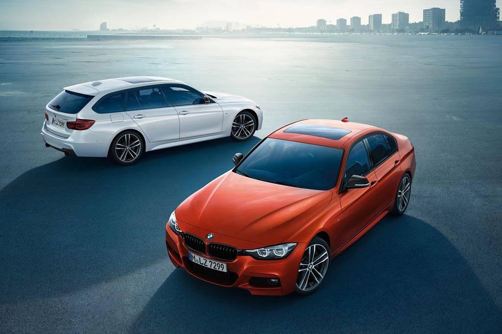 BMW 3-Series в кузове седан и универсал