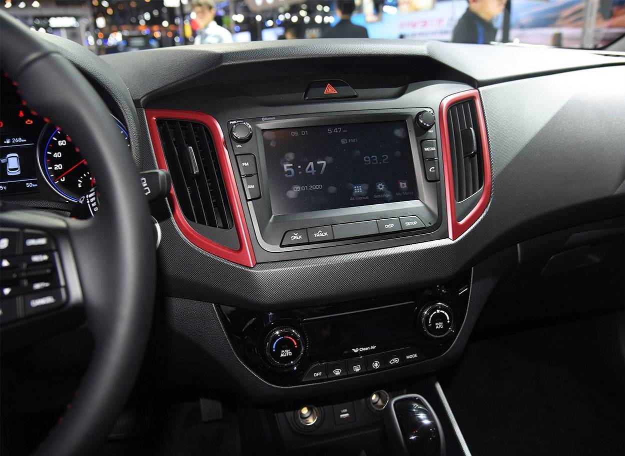 Hyundai Creta цена, фото, характеристики нового