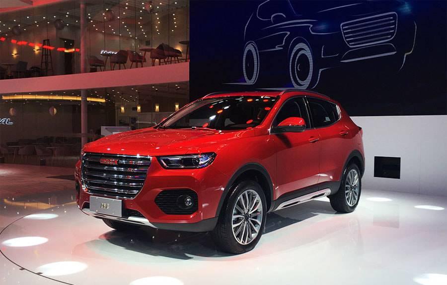 Новые китайские авто 2018 фото